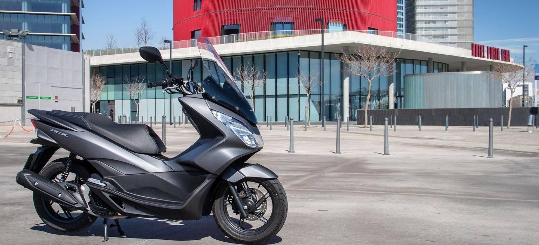 Honda PCX: una 125 muy económica
