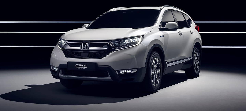 El Nuevo Honda CR-V Llega A Europa, Híbrido, Y Con El