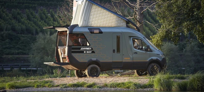 Hymer Visionventure Camper 0919 006