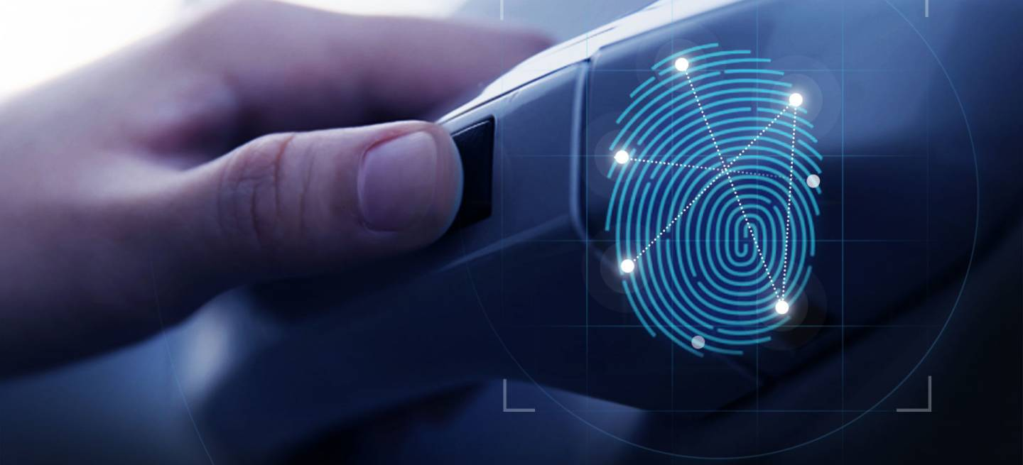 Hyundai Fingerprint Technology Press Photo1