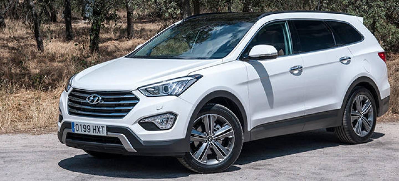 Hyundai Grand Santa Fe A Fondo M 225 S Espacio Para Un Gran