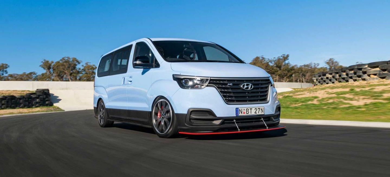 Hyundai Imax Drift P