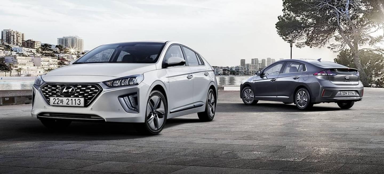 Hyundai Ioniq 2019 P