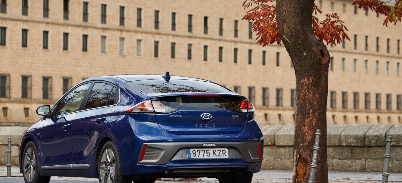 Hyundai Ioniq Hibrido Oferta Agosto 2020 07