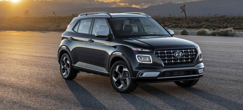 Hyundai Venue 2019 14