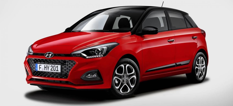 Hyundai I20 2018 P