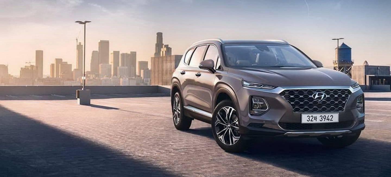 Esta Es La Primera Imagen Del Nuevo Hyundai Santa Fe Un