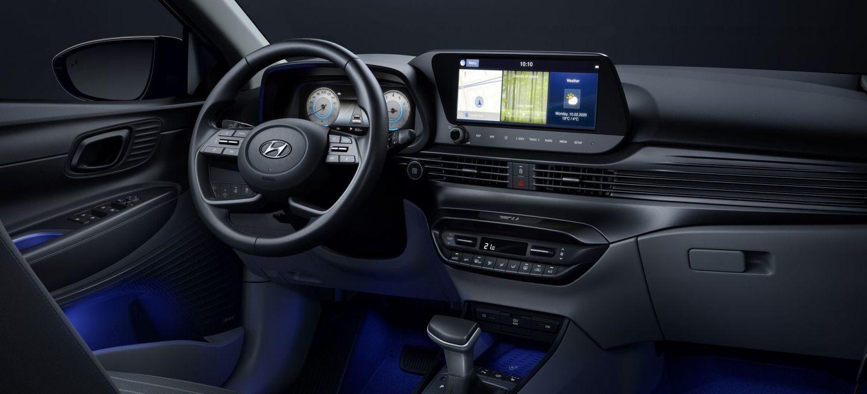 Interior Hyundai I10 P
