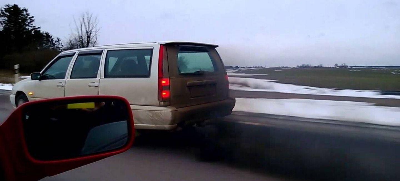 Itv Diesel Gases Humo Negro