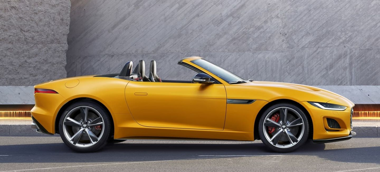 Jaguar F Type 2020 1219 029