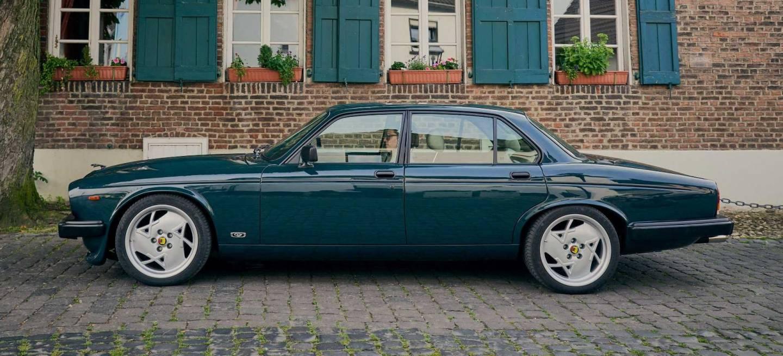 Jaguar Xj12 Arden P