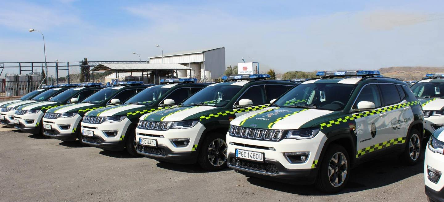 Jeep Compass Guardia Civil 2