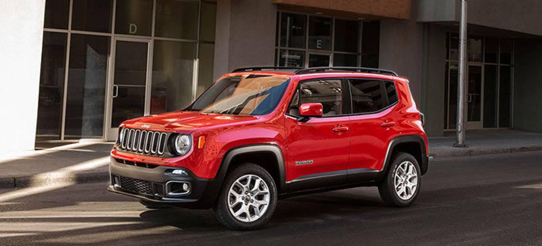 Jeep Renegade: un SUV de tamaño Juke pero nacido para ...
