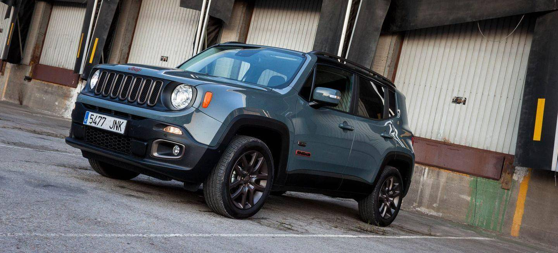Fabuloso Jeep Renegade 75 Aniversario 2016, prueba - Diariomotor GG31