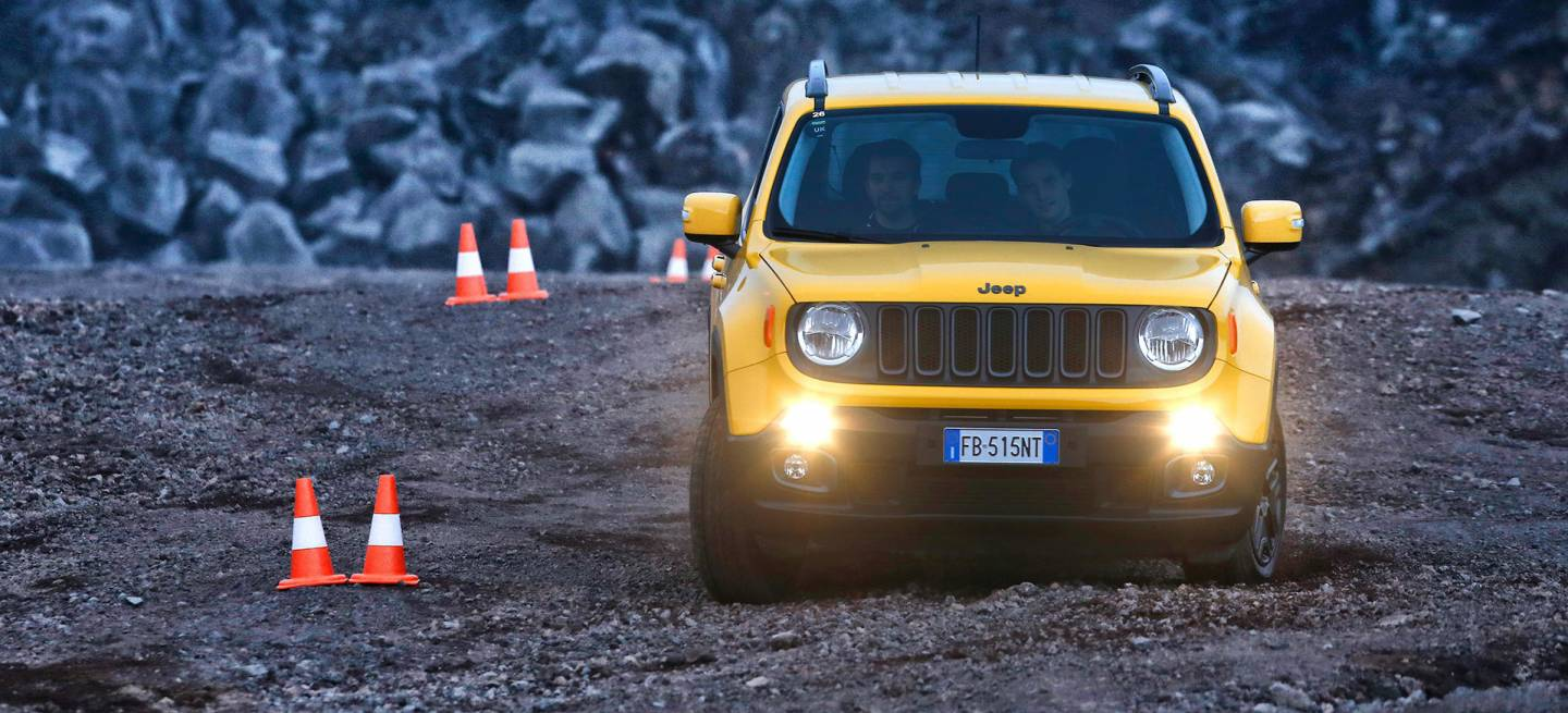 Jeep Renegade Hibrido Enchufable Electrico 01