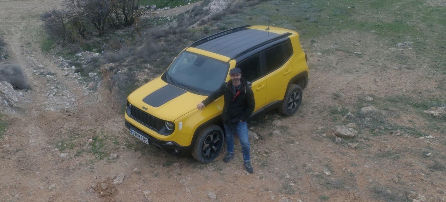 Jeep Renegade Portada