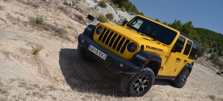 Jeep Wrangler Rubicon Cruce Puentes 10