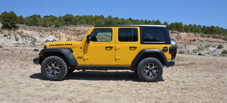 Jeep Wrangler Rubicon Exterior 06