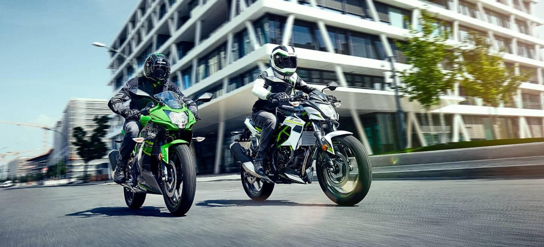 Kawasaki 125 Dm2