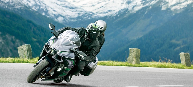 Kawasaki H2 Ninja Sx Se 2019 Dm 2
