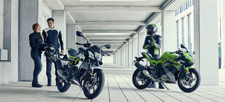 Kawasaki Ninja 125 Dm 2
