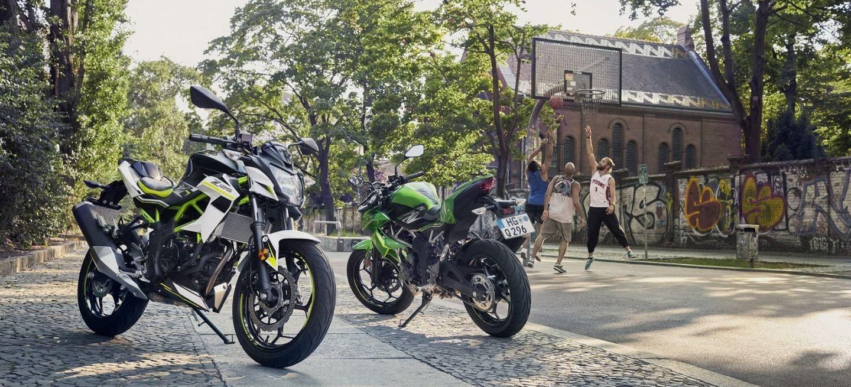 Kawasaki Z 125 Dm 2