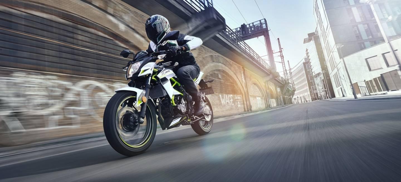 Kawasaki Z 125 Dm 3