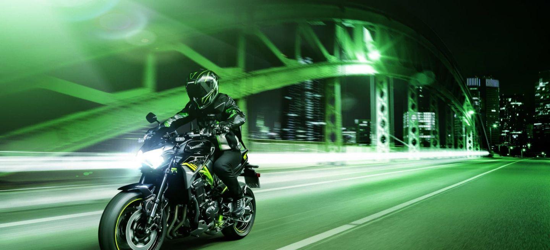 Kawasaki Z900 Hi Z900 Action 5