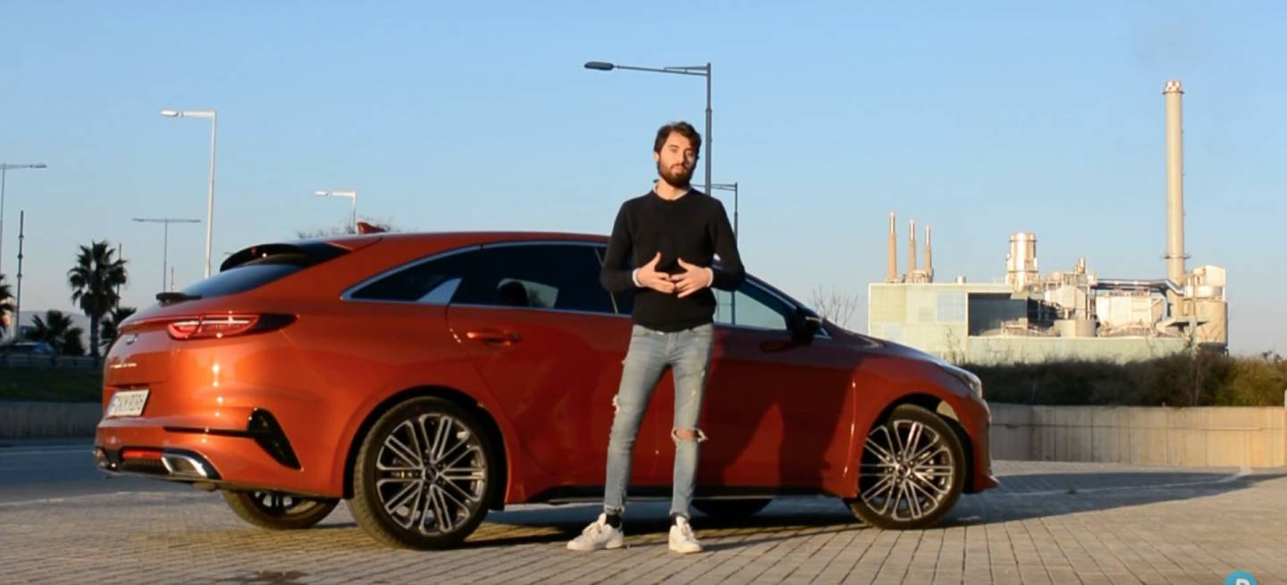 Kia Proceed Video 01