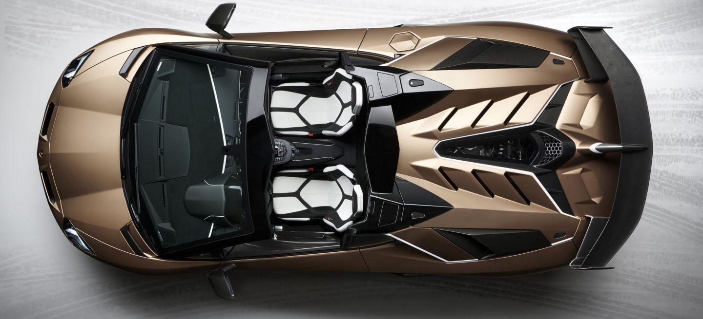Lamborghini Aventador Svj Roadster 20
