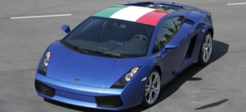 Lamborghini Gallardo Tricolore A Donde Vamos A Llegar Diariomotor