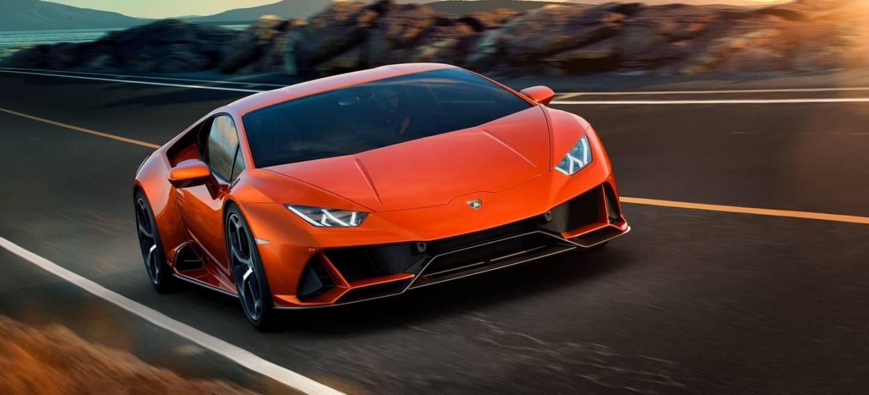 Lamborghini Huracan Evo 2019 0119 017