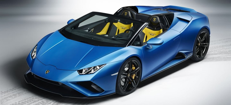 Lamborghini Huracan Evo Rwd Spyder 0520 007