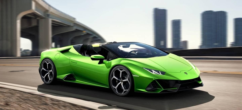 Lamborghini Huracan Evo Spyder 0219 013