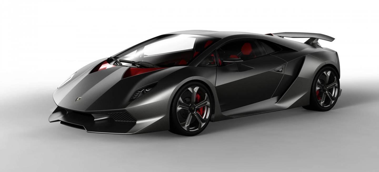 Lamborghini Sesto Elemento Concept Diariomotor