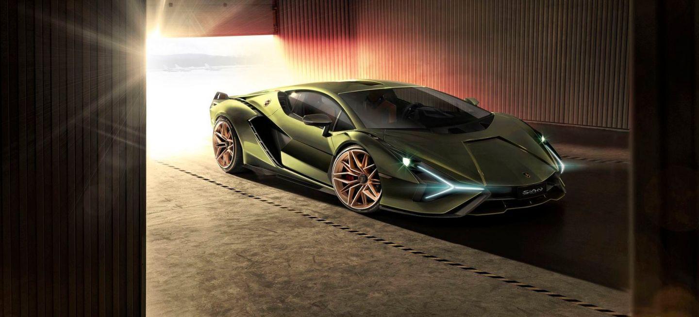 Lamborghini Sian 2020 P