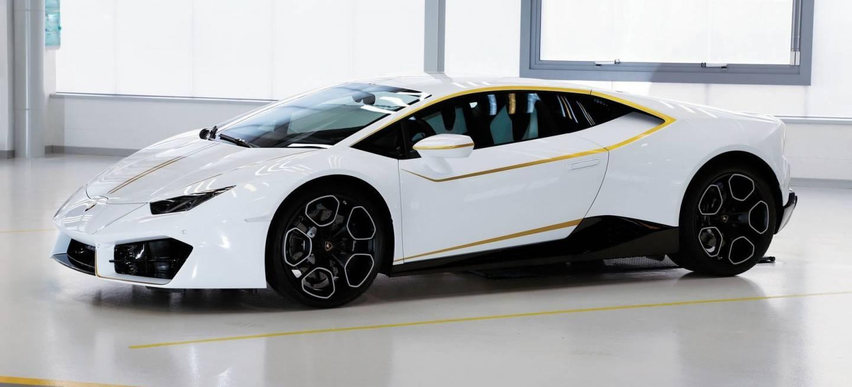Lamborghini Huracan Subasta Papa P