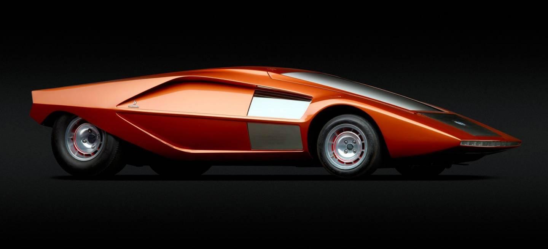 Lancia Stratos Zero P