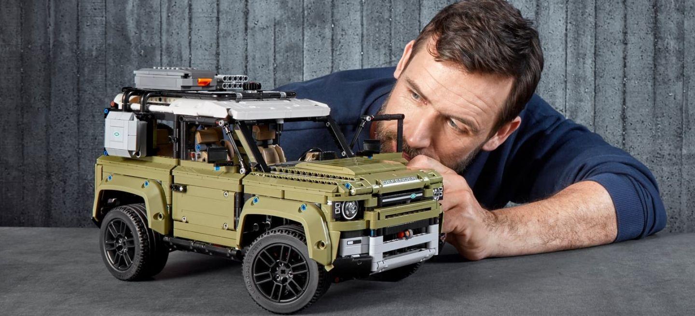 Land Rover Defender 2020 Lego 0919 009