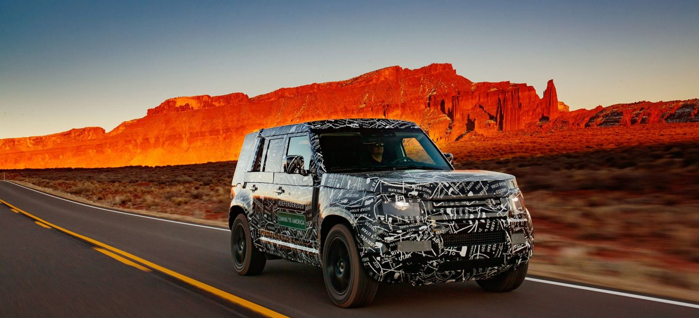Land Rover Defender Pruebas Kenia 04