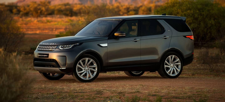 Land Rover Discovery Fabrica Eslovaquia 02