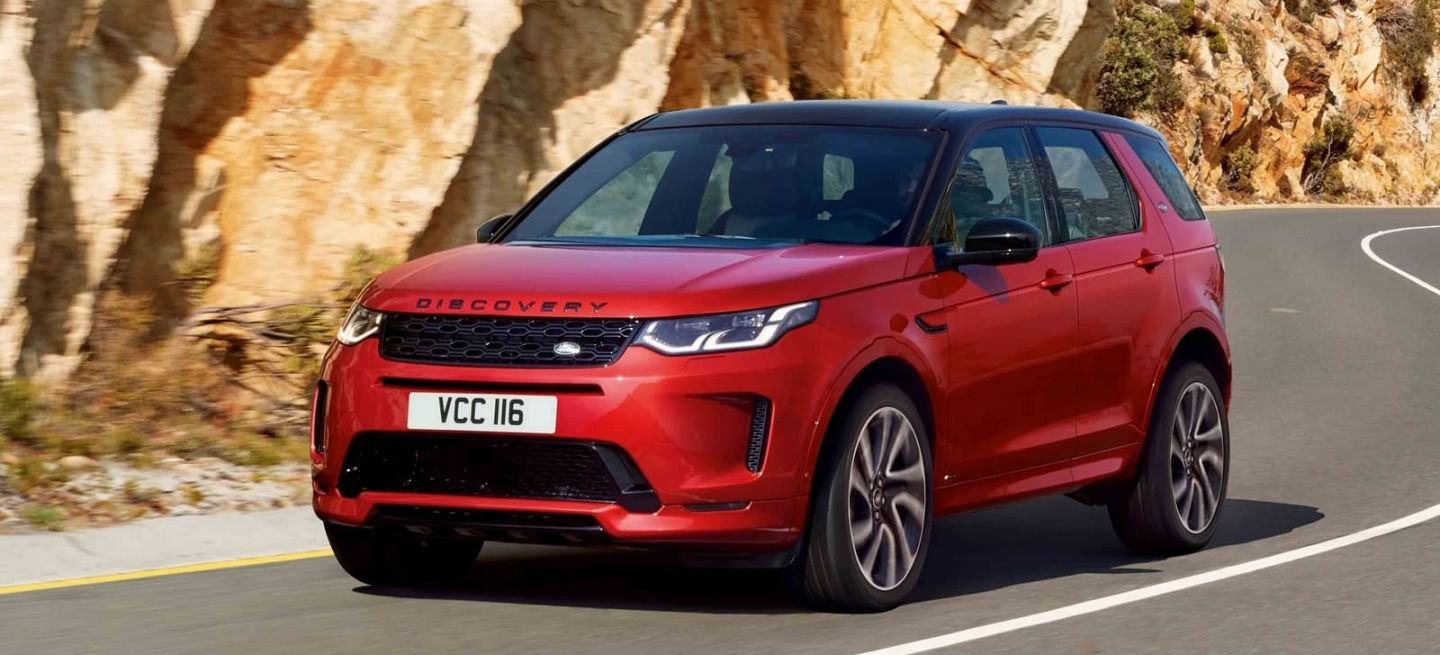 Land Rover Discovery Sport 2020 0519 002