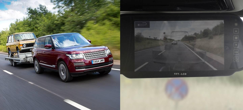 Land Rover Hace Que Tu Remolque O Caravana Sea Transparente Y Mas