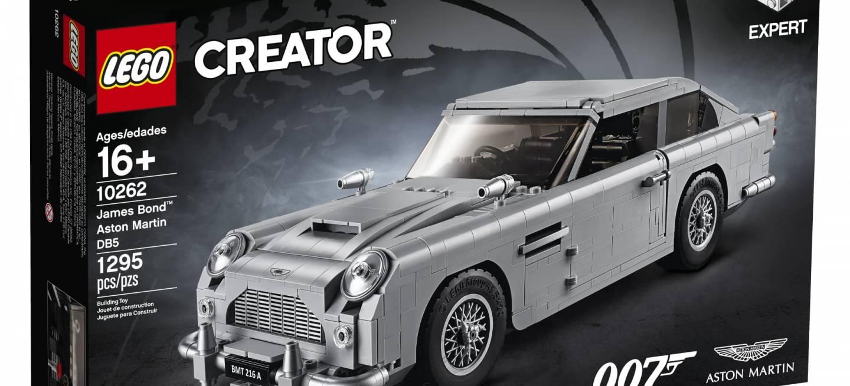 Lego Aston Martin Db5 Dm 2