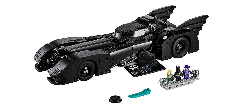 Lego Batmovil 1989 13
