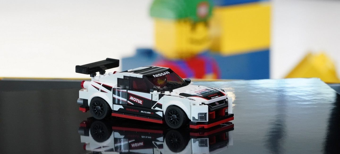 Lego Speed Champion 2020 Nissan Gt R Nismo 3