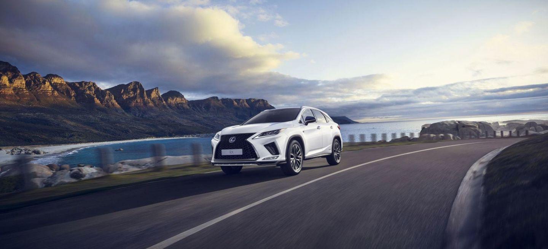 Lexus Rx 2019 Fotos P
