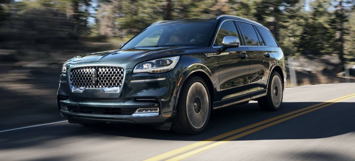 Lincoln Aviator 2019 P