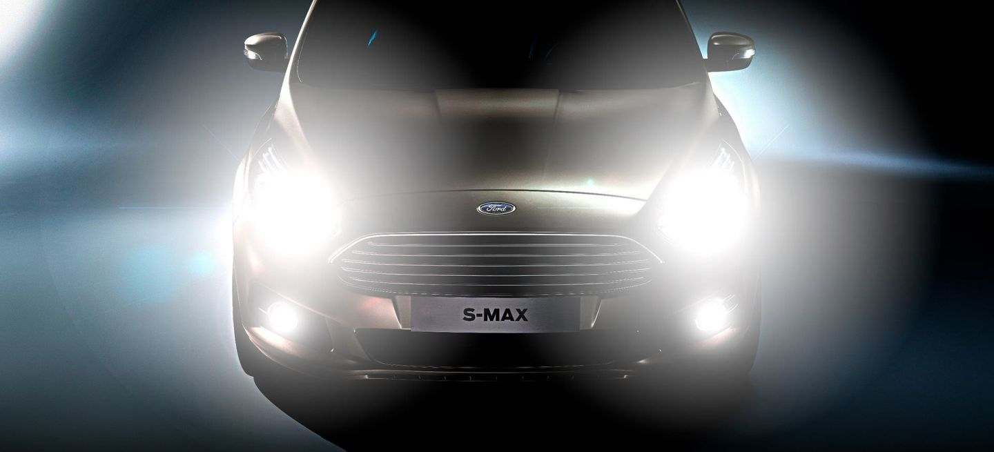 Luces Largas Ford S Max
