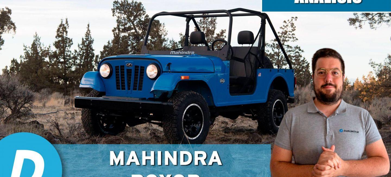 Mahindra Roxor Analisis Video Dm 6